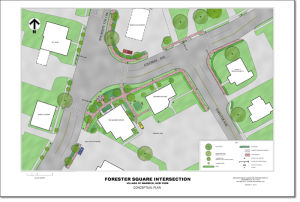 Forester Square Concept Plan